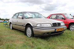 Rover 827 Si LH-JT-94 (Andrew 2.8i) Tags: festival unexceptional buckinghamshire middle claydon meet show coche voitures voiture autos auto cars euro european europe british saloon sedan series 800 r17 executive 800si 827si si 827 rover lhjt94