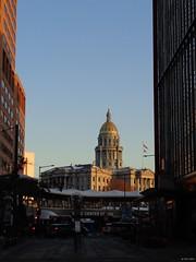 Colorado State Capitol (zeesstof) Tags: architecture businesstrip colorado denver downtowndenver geo:lat=3974219005 geo:lon=10498836875 geotagged triptodenver zeesstof