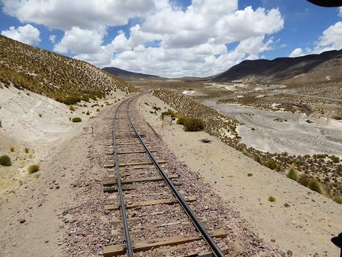 Belmond Andean Explorer high Andes Curve 268
