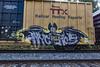 (o texano) Tags: houston texas graffiti trains freights bench benching nychos