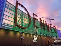 Denver Dusk (zeesstof) Tags: architecture businesstrip colorado denver downtowndenver geo:lat=3974335999 geo:lon=10499068081 geotagged triptodenver zeesstof