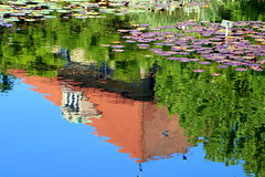A Lovely Reflection (Alan1954) Tags: nymphenburg schloss munich germany reflection holiday 2019 platinumpeaceaward platinumheartaward