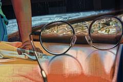 A travers les lunettes de l'artisan (Case Maclaim) (Edgard.V) Tags: paris parigi street art urban urbano arte callejero mural graffiti artisan artesão artegiano lunettes occhiali oculos artigiano craftman chanel quai 36 porte daubervilliers