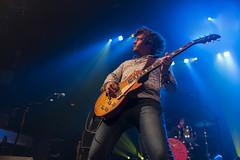 Jason Barwick : Lead guitar, vocals - The Brew (Samarrakaton) Tags: samarrakaton 2019 nikon d750 2470 music musica rockmusic rock liveshow directo rockband thebrew kafeantzokia bilbao jasonbarwick guitar guitarra