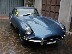 Jaguar E-Type 4,2 Roadster (Maurizio Boi) Tags: car auto voiture automobile coche old oldtimer classic vintage vecchio antique uk jaguar etype roadster