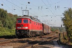 Auf dem Weg zur Hütte... (Kevin Geider) Tags: br232 ludmilla db güterzug duisburg hochfeld nrw nordrheinwestfalen