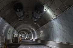 Victory Boogie Woogie Tunnel 1 (Pieter Musterd) Tags: tunnel rotterdamsebaan instawalk pietermusterd musterd canon pmusterdziggonl nederland holland nl canon5dmarkii canon5d denhaag 'sgravenhage thehague lahaye victoryboogiewoogie