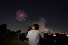 江戸川区花火大会 2019 - Edogawa Fireworks Festival (Hachimaki123) Tags: 江戸川区花火大会 edogawafireworksfestival fireworks 花火 東京 日本 tokyo japan