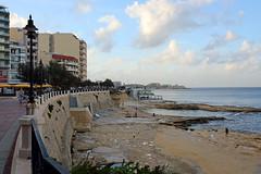 Sliema Beach (Roy Lowry) Tags: sliema malta