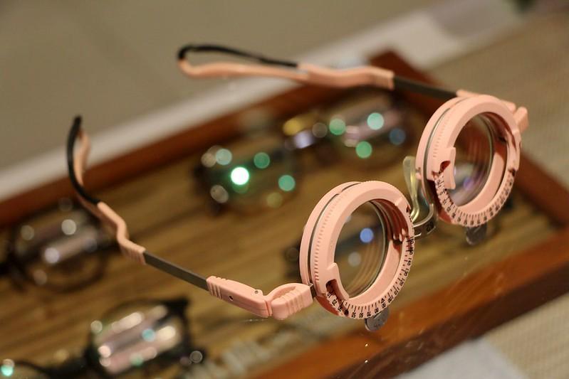 得恩堂眼鏡專業配鏡121