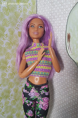 just posing (photos4dreams) Tags: barbie mattel doll toy photos4dreams p4d photos4dreamz barbies girl play fashion fashionistas outfit kleider mode puppenstube tabletopphotography diorama scenes 16 canoneos5dmark3 ken bmr1959 madetomove male man mann deboxed kay undine