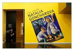 Expo Natalia Goncharova (Jean-Louis DUMAS) Tags: expo exposition musée museum london londres londoncity londoneye english engn england angleterre art artistic artiste artist peinture peintre tatemodern