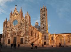 Duomo di Siena (LUIS FELICIANO) Tags: tuscany italy siena iglesia catedral olympus e5