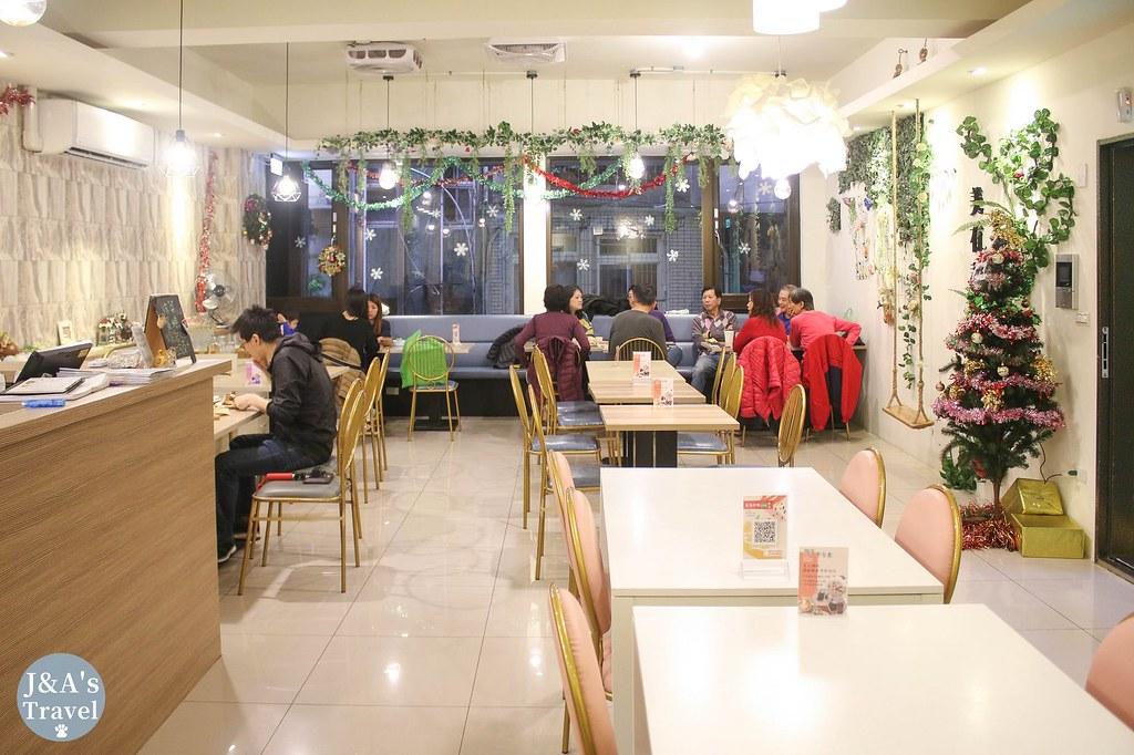 美有計劃cafe 海鮮控必吃澎湃海鮮義大利麵,夾餡舒芙蕾鬆餅有特色【基隆美食/基隆聚餐餐廳推薦】 @J&A的旅行