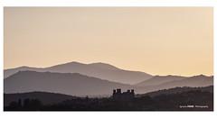 Contraluz (Ignacio Ferre) Tags: manzanareselreal madrid españa spain paisaje landscape sunset atardecer puestadesol nikon contraluz