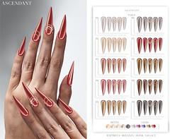 Kinky | November 28th (Kah Melody | ASCENDANT) Tags: kinky ascendant bento nails belleza maitreya slink legacy