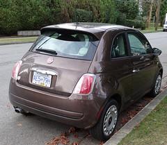 2013 Fiat 500 pop (D70) Tags: burnaby britishcolumbia canada 2013 fiat 500 pop