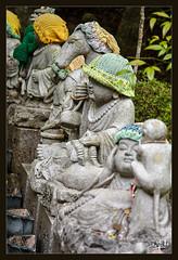 10ème jour / 10th day - Un panthéon très étendu / A very extensive pantheon - Daisho-in - Miyajima (christian_lemale) Tags: daishoin temple miyajima japon japan nikon d7100 déités deity 宮島日本
