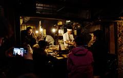 Omoide Yokocho (DaDa 1127) Tags: street alley downtown culture traditional landmark omoideyokocho nightlife night nightclub nightscape amazing beautiful beauty snap light lifestyle life lifestyles portrait people man woman city cityscape shadow shadows food delicious travel