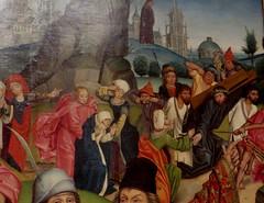 """Le Christ portant la croix"", 1477-1478, Derick Baegert (c. 1440-c. 1515), Musée Thyssen-Bornemisza, paseo del Prado, Madrid, Castille, Espagne (byb64) Tags: madrid мадрид испания кастилия castille vieillecastille castilla castillalavieja eu europe europa европа espagne espana espanha spain spagna spanien ue museothyssenbornemisza muséethyssenbornemisza thyssen thyssenbornemisza musée museum museo музей музейтиссенаборнемисы xve 15th quattrocento montéeaucalvaire derickbaegert flamand gothique gotico gothic"