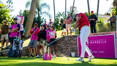 Anne Van Dam of Holland during the first round (Ladies European Tour) Tags: vandamannened marbella costadelsol spain