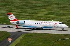 OE-LCP (PlanePixNase) Tags: aircraft airport planespotting haj eddv hannover langenhagen austrian arrows canadair crj200 crj crj2