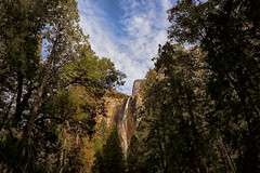 Bridalveil Fall (lfeng1014) Tags: bridalveilfall waterfalls yosemitenationalpark yosemite california trees landscape canon5dmarkiii ef2470mmf28liiusm usa yosemitevalley travel lifeng