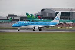 KLM Cityhopper PH-EXO DUB 22/08/19 (ethana23) Tags: planes planespotting aviation avgeek aircraft aeroplane airplane embraer e175 175 klm cityhopper