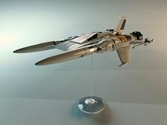 Thunderfighter Viper (Littlepixel™) Tags: lego blender afol novvember nnnenn viper vic buck rogers moc mcquarry ldraw bricksmith flickrexplore starfighter fighter scifi starship 70s homage twiky wilma