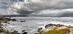 Storm (Doug Santo) Tags: storm coast pacificgrove landscapephotography
