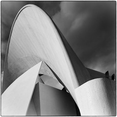 wave (look-book) Tags: spanien spain terneriffa auditoriodetenerife phaseone achromatic schneiderkreuznach 28mm iq260 2k1911 cf003858 blackandwhite blackwhite mittelformat mediumformat monocromo monocromatico lookbook outdoor captureone analoglens monochrome sw fotos foto black white blancoynegro noiretblanc