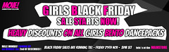 GIRLS BLACK FRIDAY @ MOVE! Starting NOW! (MOVE! Animations Cologne) Tags: dance secondlife move moveanimations moveanimation