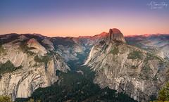 An Ode to the National Parks (A Camera Story) Tags: nationalparks ca california glacierpoint hiking sunset usa yosemite yosemitenationalpark halfdome yosemitevalley alpenglow sonya7iii sony1635mmf28