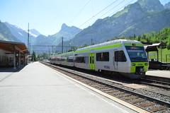 EXT Kandersteg - Bern (Marcel Weich) Tags: rabe525024 regioexpress lötschberger kandersteg berneroberland