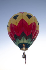 2019-08-24 Let's fly away! (Mary Wardell) Tags: one balloon hotairballoon flight colors colorful canon80d albany oregon