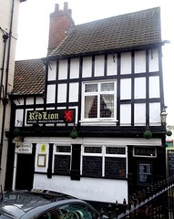 [82166] York : Red Lion (Budby) Tags: york northyorkshire timbered pub publichouse