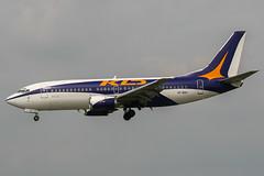 VP-BBH (PlanePixNase) Tags: aircraft airport planespotting haj eddv hannover langenhagen kd avia kdavia boeing 737 737300 b733 733