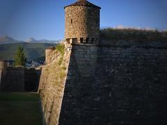 Ciudadela de Jaca (Alvaro.Moreno) Tags: jaca ciudadela citadel