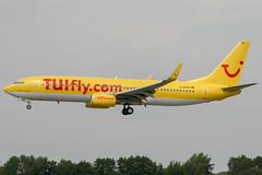 D-AHFR (PlanePixNase) Tags: aircraft airport planespotting haj eddv hannover langenhagen boeing 737800 737 b738 tui tuifly hapaglloyd hapagfly