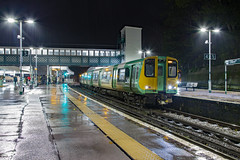 Southern 313 203 Lewes (daveymills37886) Tags: southern 313 203 lewes class emu