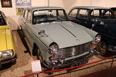 Morris Oxford Series VI MLY828D (Andrew 2.8i) Tags: museum classics classic autos auto voitures voiture cars car sparkford somerset uk haynes briitsh saloon sedan bmc austincambridge six 6 series oxford morris 1966 mly828d