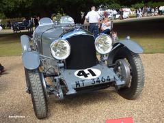 6 1/2 Litre (BenGPhotos) Tags: 2019 concoursofelegance hampton court palace classic car show grey bentley 65 612 litre 1929 vanden plas 4 seat vintage british mt3464