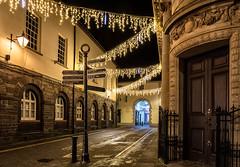 Christmas lights (dgmann11) Tags: brecon christmaslights