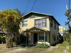 Old House Little Havana 1935 (Phillip Pessar) Tags: old house little havana miami building architecture 1935