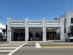 Retail Building Little Havana 1937 (Phillip Pessar) Tags: retail building little havana miami architecture 1937