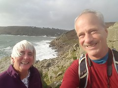 Cornwall: Lamorna Cove. 26/11/2019 (Peter M Greenwood) Tags: