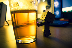 Up for a pint? (JaaniicB) Tags: canon eos 77d sigma 1750mm f28 beer pint friday coldone lager
