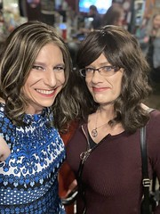 A new dress 😊 (the_robin_lang) Tags: therobinlang boytogirl mtf m2f genderfluid trans tgirl tg crossdress cd