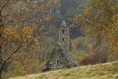 Glendalough (Chris*Bolton) Tags: glendalough monastic monastery historical history wicklow ireland