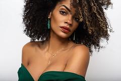 Daniella II (NK-PHOTOGRAPHER) Tags: model frenchmodel french portrait portraityre portraiture instagram curly curlybeauty badcurls badcurlsclub melanin